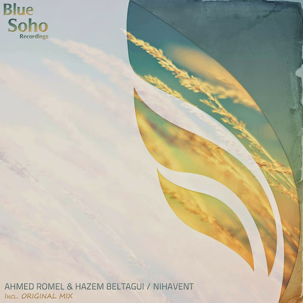 Ahmed Romel & Hazem Beltagui - Nihavent - Single Cover