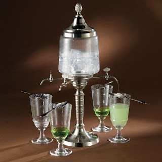 Fontaine absinthe