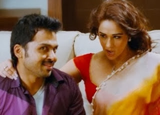 Karthi's Biriyani Movie Song Making