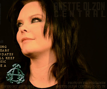 Anette olzon central@ your 1st source on ex nightwish singer anette
