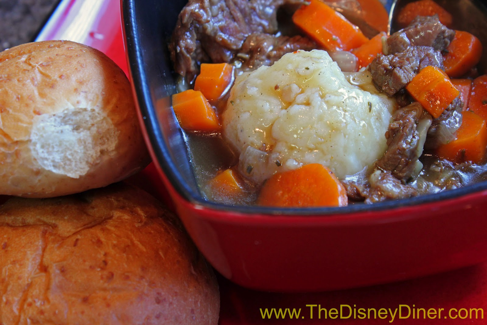 the disney diner: rose & crown pub & dining room: guinness stew recipe