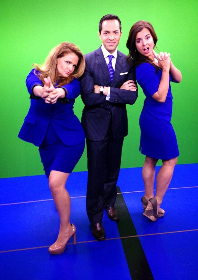 The appreciation of booted news women blog the charlie angels pose