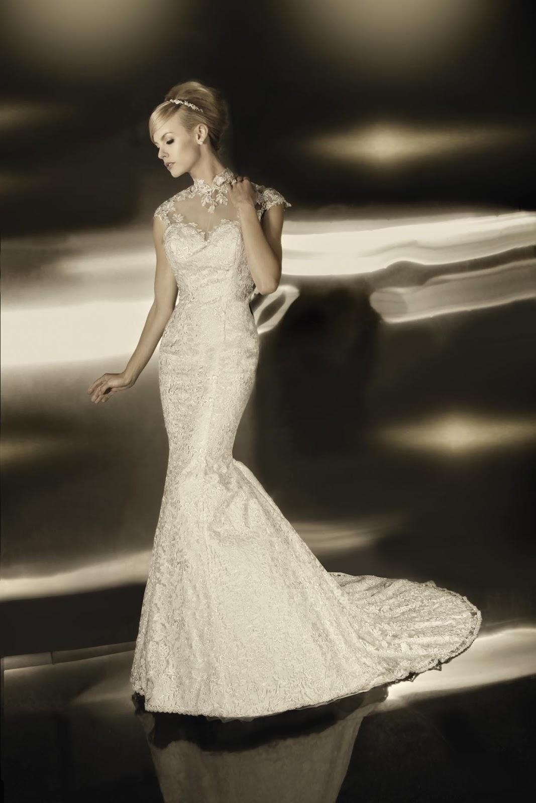 Simone Carvalli Spring 2014 Bridal Collection