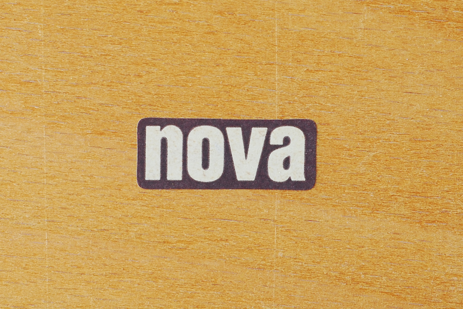 Lovely Lab: Rosewood Dining Chair by NOVA M?bler
