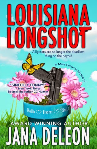 https://www.goodreads.com/book/show/18663492-louisiana-longshot