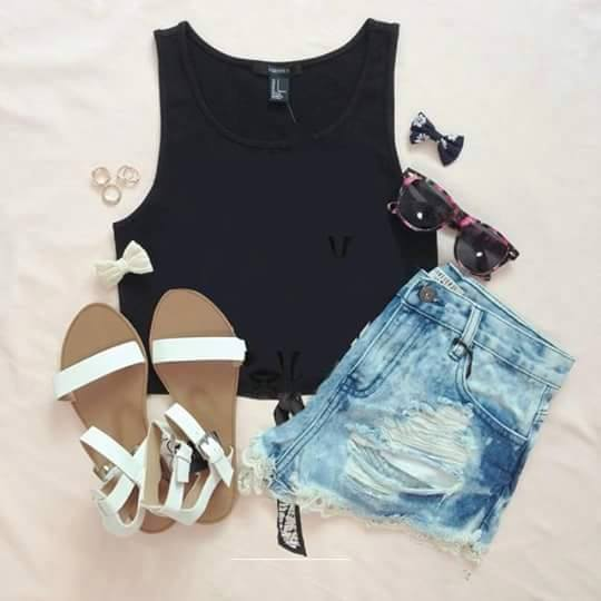 Latest Outfits Ideas For Summer | Outfits