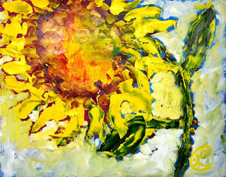 http://www.ebay.com/itm/A-Sunflower-Greeting-Floral-Oil-Painting-on-Paper-Contemporary-Europe-2000-Now-/291620046420?ssPageName=STRK:MESE:IT