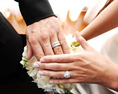Wedding Rings Wedding Angry