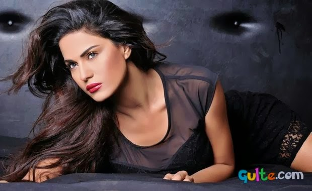 Veena Malik FHM Photo Shoot Photos