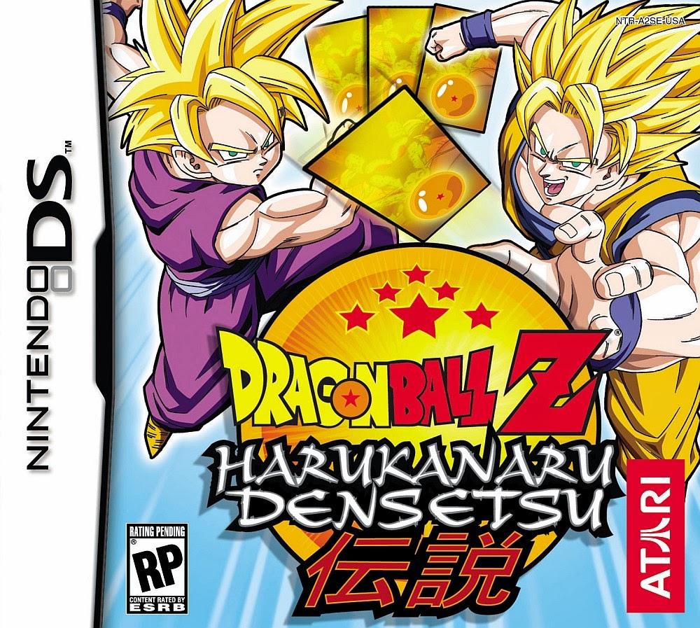 Dragon Ball Z Harukanaru Densetsu (Nintendo DS) (Español)
