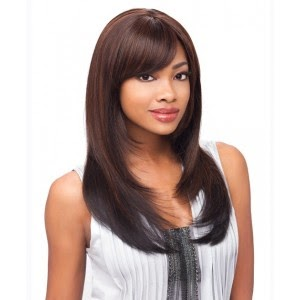 Sensationnel Empress Natural Front Lace Wig Bree
