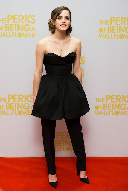 Boston Fashion, Boston Fashion Blog, Emma Watson, Emma Watson Style, Red Carpet Style, British It Girls