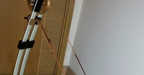how to make a compound bow at home