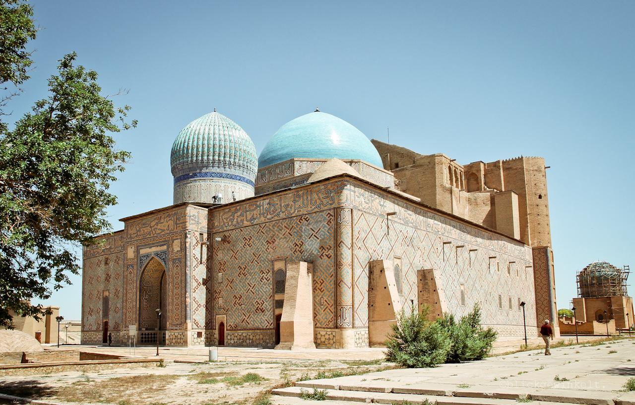 Khoja Ahmed Yasawi Mausoleum