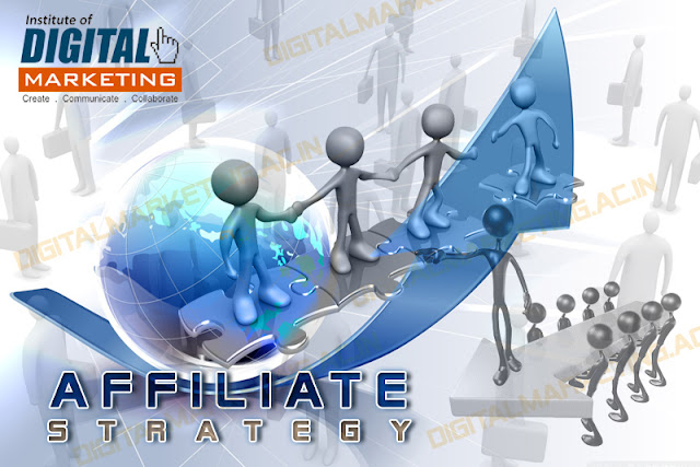 Affiliate Strategy, Institute of Digital Marketing