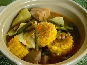Resep membuat sayur asem nikmat