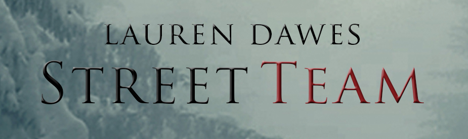 Lauren Dawes Street Team