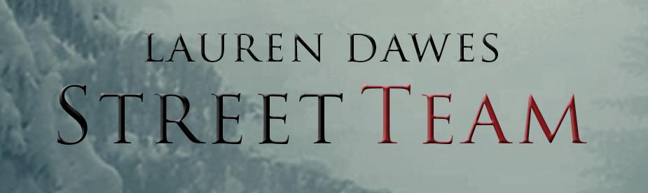 Lauren Dawes Street Team