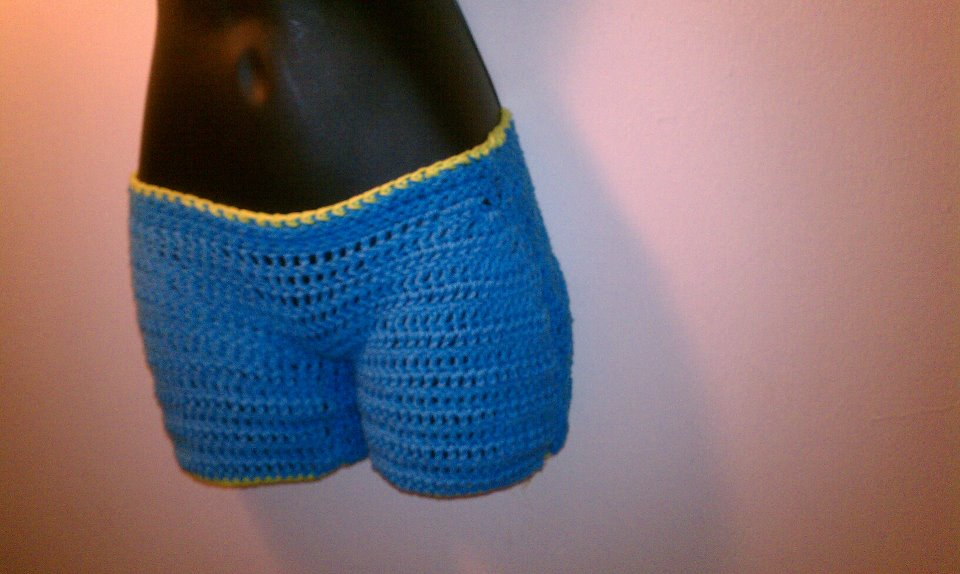 Designs Of a New You: Crochet Shorts pattern