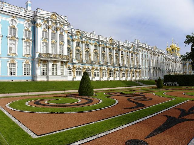 Catharina Palace Poesjkin