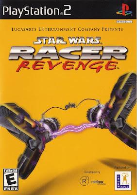 Star Wars Racer Revenge PS2 Game