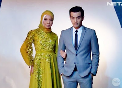 Temmy Rahadi dan Istrinya