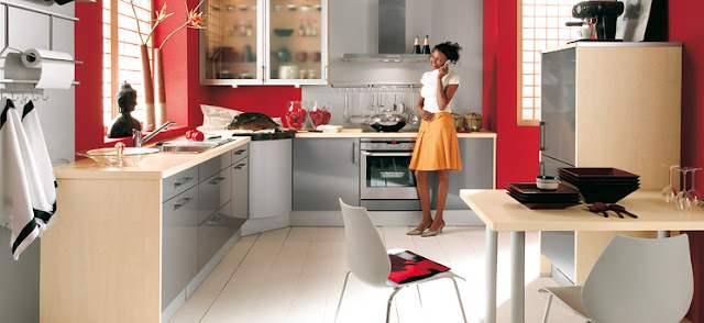 aranżacja kuchni