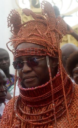 BENIN HAS A NEW OBA