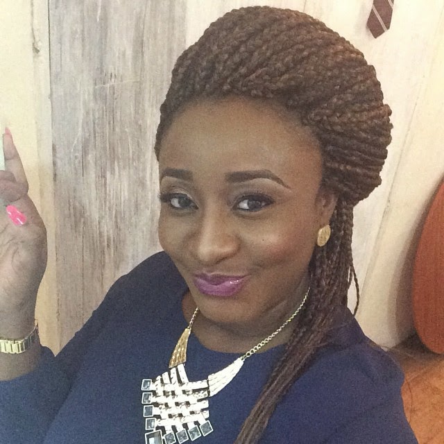 Happy Ini Edo Steps Out In Style