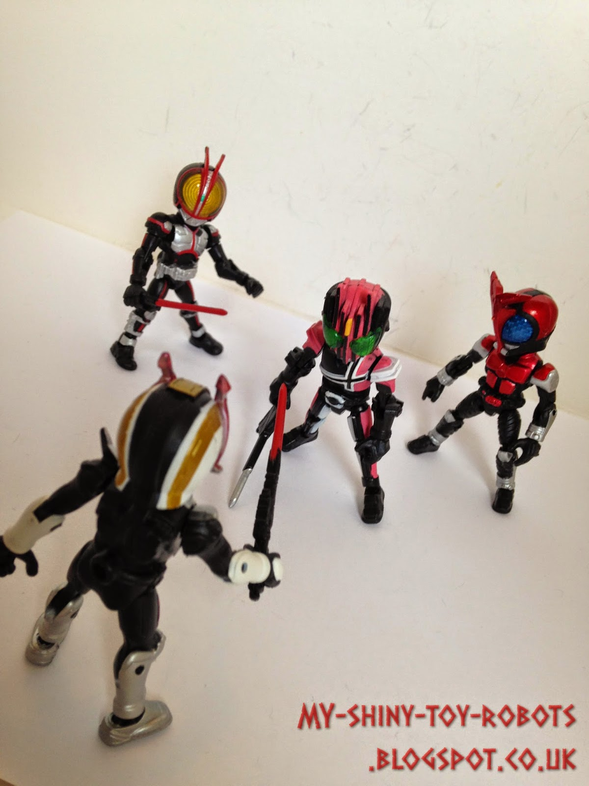 Heisei Riders vs Decade