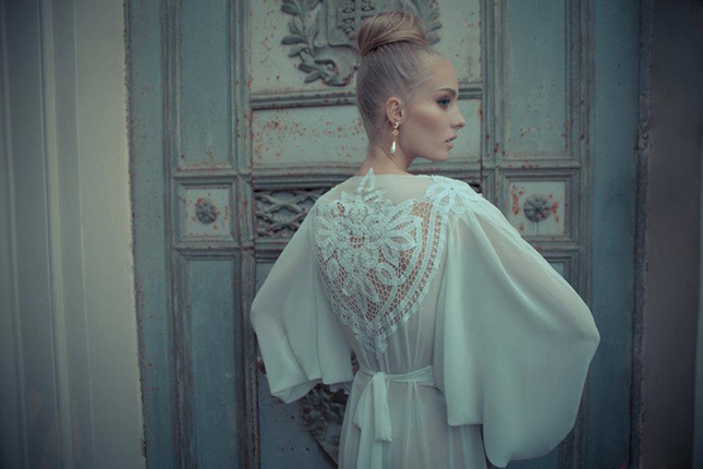 Yaki Ravid Couture Wedding Line 2012 My Dress Of The Week