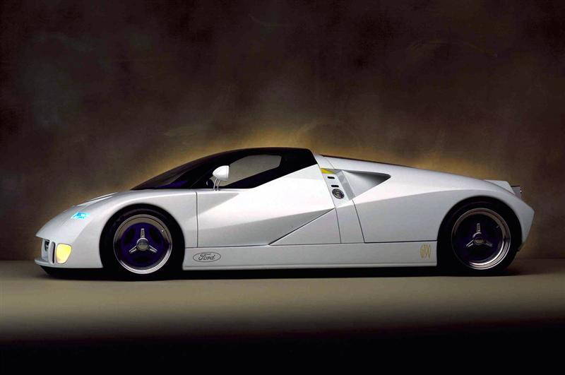 Ford GT 90   1995   Supercar Sketches Gallery