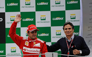massa at brazilian grand prix 2012