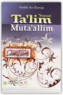 Download Terjemah Ta'lim muta'alim