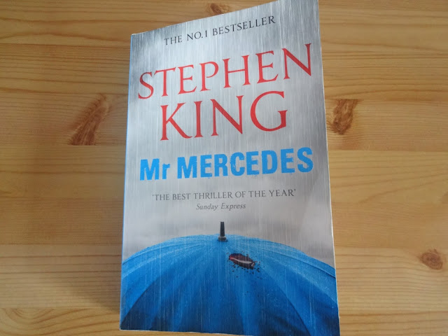 Mr Mercedes | Book Review