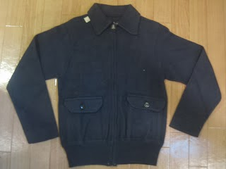 30's DEAD STOCK UNUSUAL COTTON JACKET