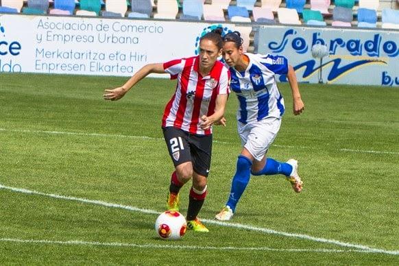 Empate del Sporting Huelva en Bilbao