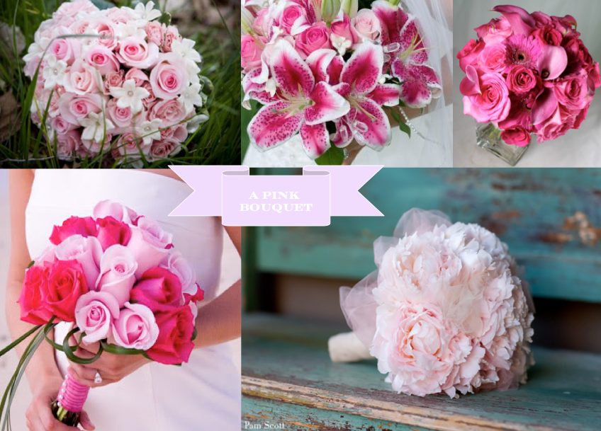 Matrimonio Tema Fucsia : Idee per un bouquet rosa something tiffany blue