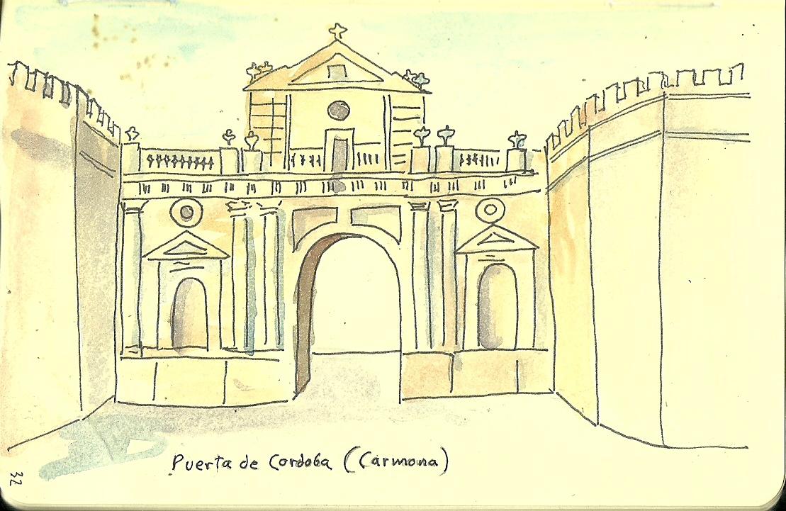 Ladrones de cuadernos carmona sevilla 2 - Puerta de sevilla carmona ...