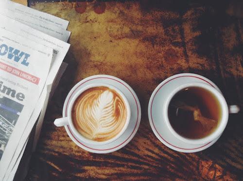 {Billy-s Coffe}: Eu Café, Você Chuva part. II
