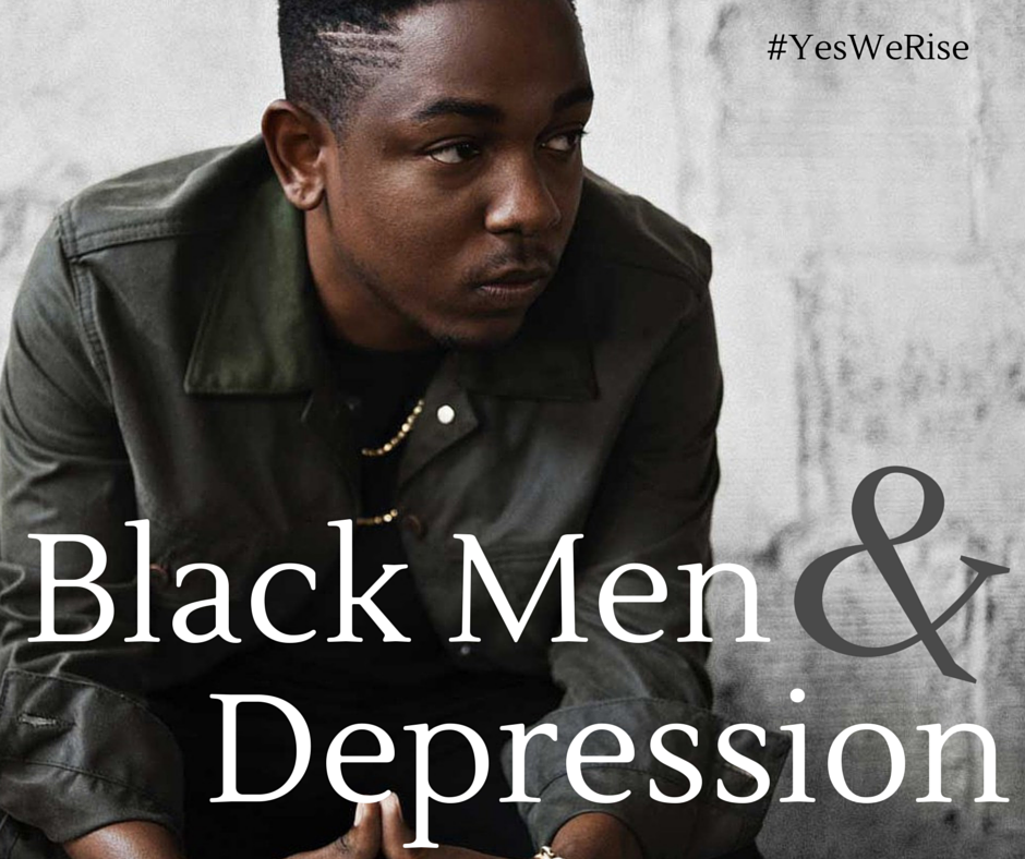 Black men and depression pt.1 | Yes, We Rise