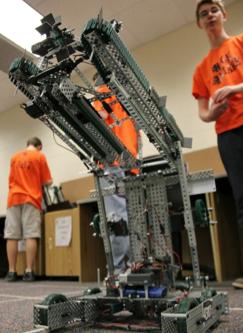 Robotics, Tournament, High School, Stahlin, Sponsor