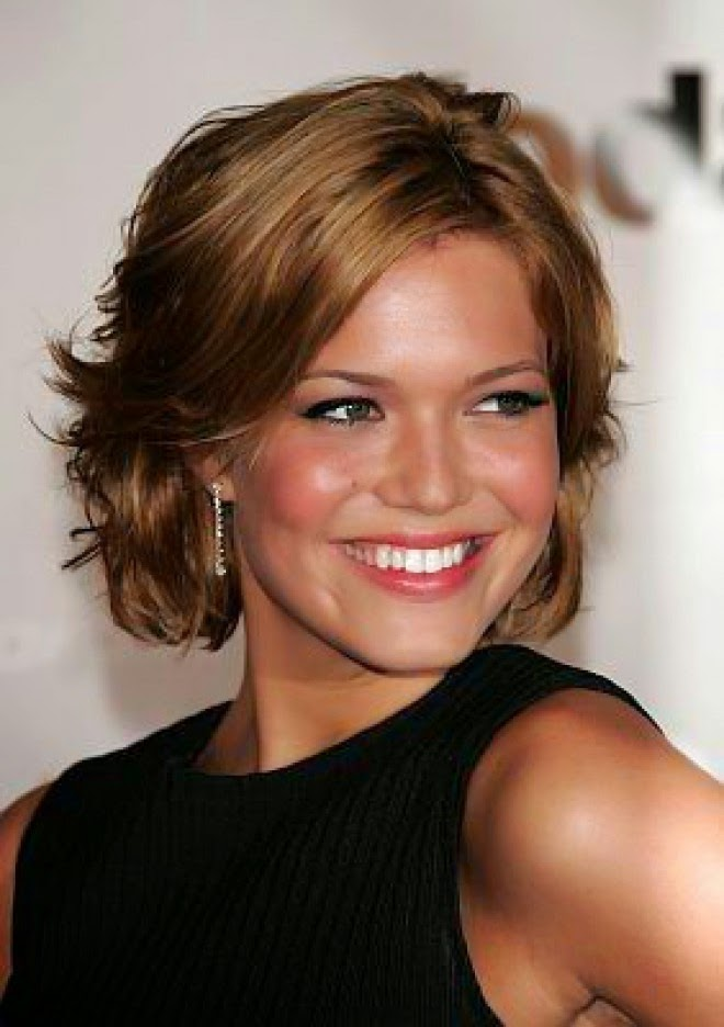 short bob hairstyles for straight hair}