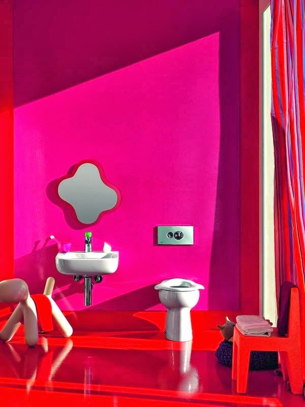 1161 صور حمامات ديكورات و حوائط و تصاميم واكسسوارات حمامات بمساحات كبيرة