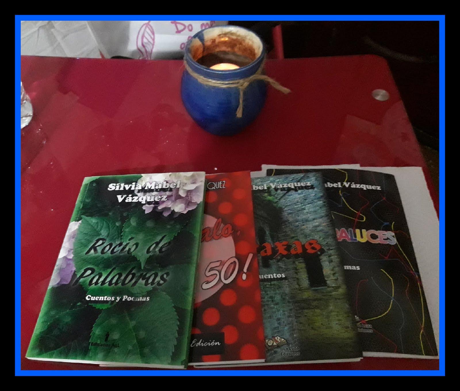 Mis creaciones literarias