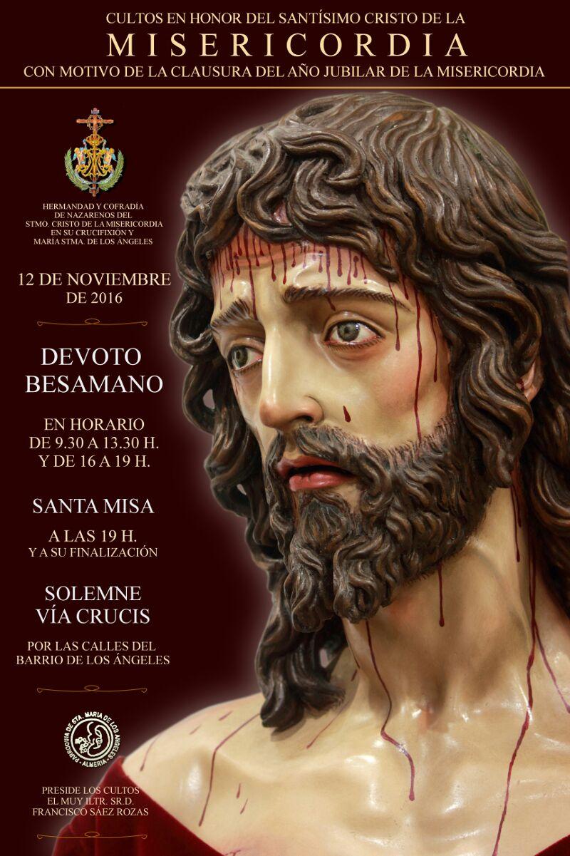 Vía Crucis Misericordia 2016