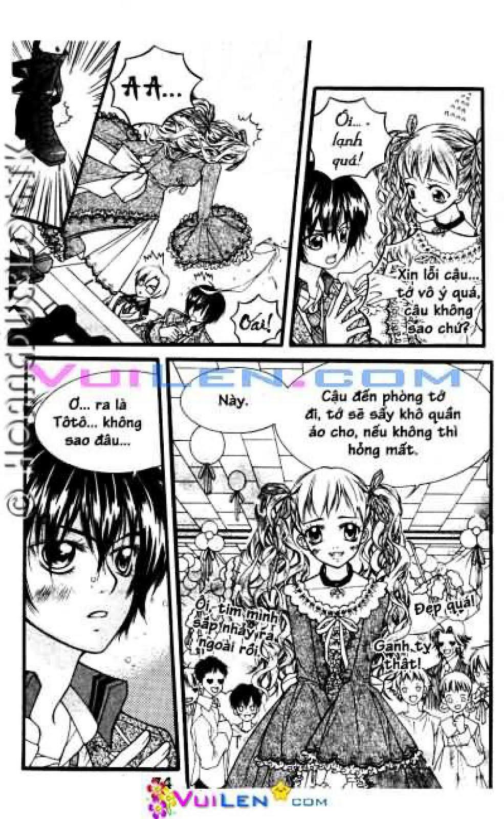 Cô dâu Heo - Pig Bride Chapter 1 - Trang 72