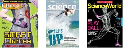 scholastic science world the current science magazine - 519×203