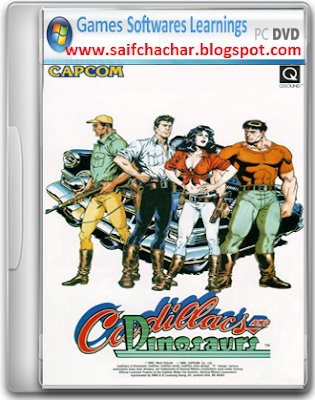 Cadillacs and Dinosaurs PC Game Full Setup Free Download