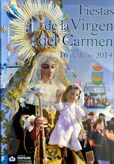 Fiesta del Carmen - La Línea de la Concepción 2014